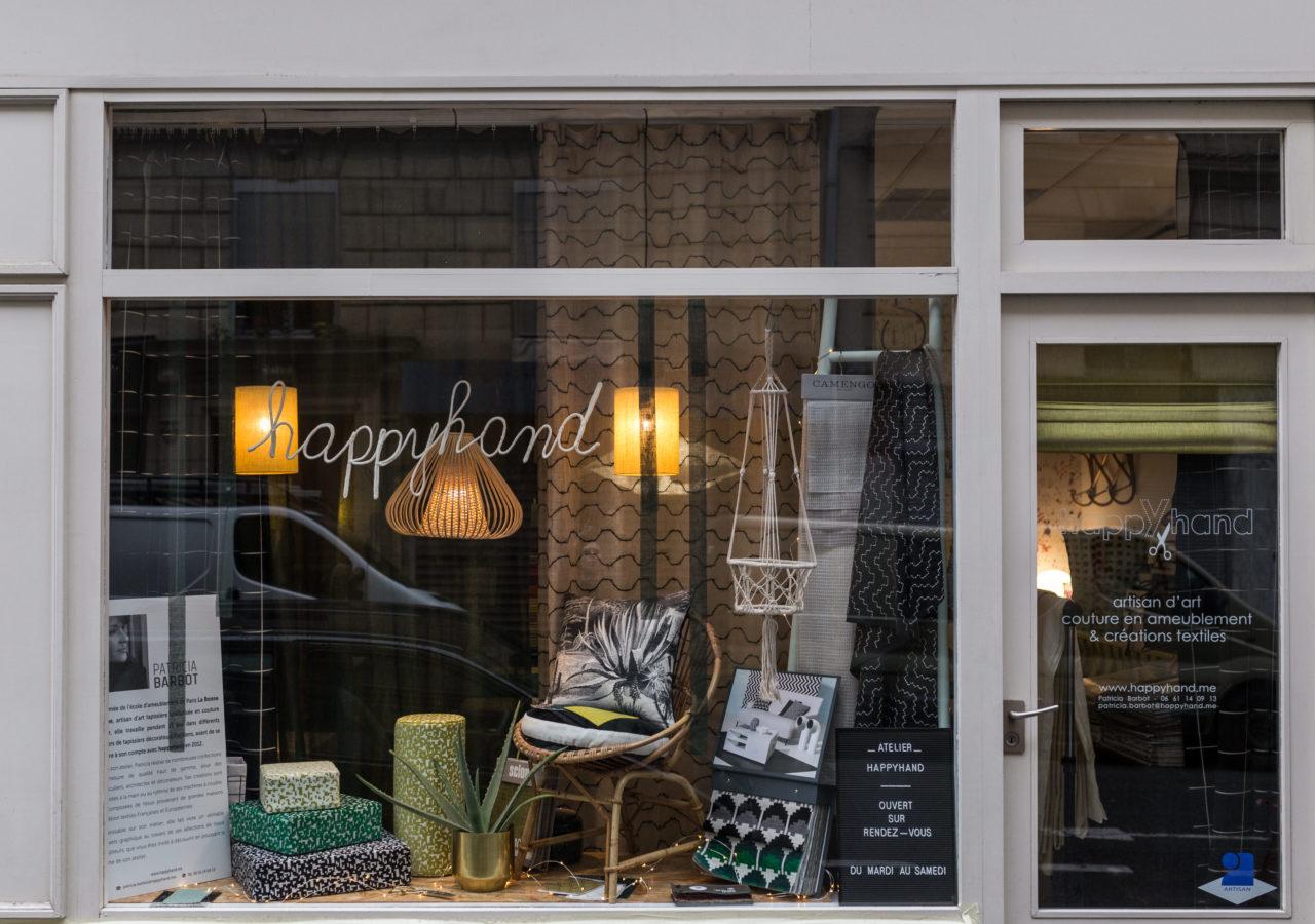 Happyhand - tapissier artisan d'art